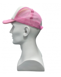 Light Pink Mesh Cap