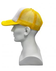 Yellow Mesh Cap