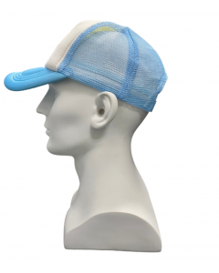 Light blue Mesh Cap